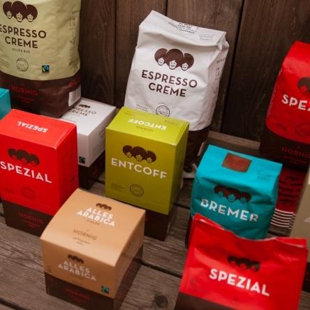 -20% auf Kaffee und Tee bei J. Hornig