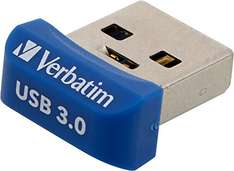Verbatim Flash Drive (16GB Nano USB 3.0, 60MB/s)