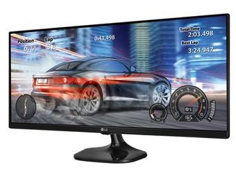 iBood: LG 21:9 UltraWide Monitor 34UM58-P mit 34 Zoll für 338,90€
