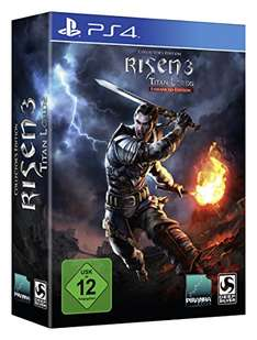 Amazon: Risen 3: Titan Lords Enhanced Edition Collector's Edition (PlayStation 4) für 26,85€