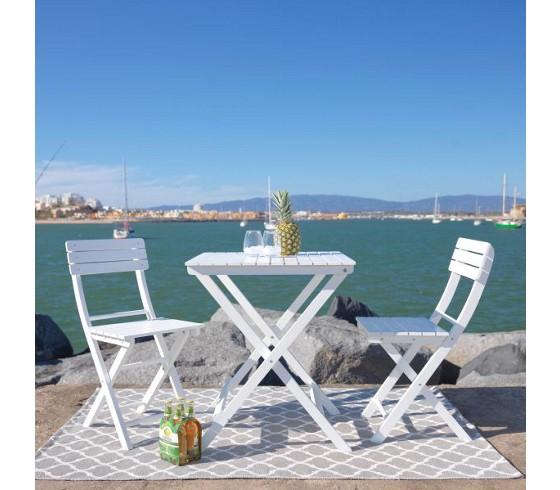 [Mömax] Balkonset (1 Tisch + 2 Stühle) für nur 40€