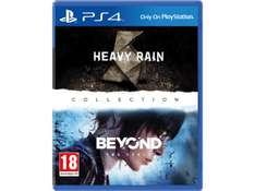 [Mediamarkt.at]Heavy Rain and Beyond:Two Souls Collection für €30,- versandkostenfrei!