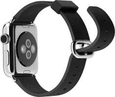 Apple Watch - Original Armbänder / Gummi 30 € / Leder 50 € / Metall 100 €