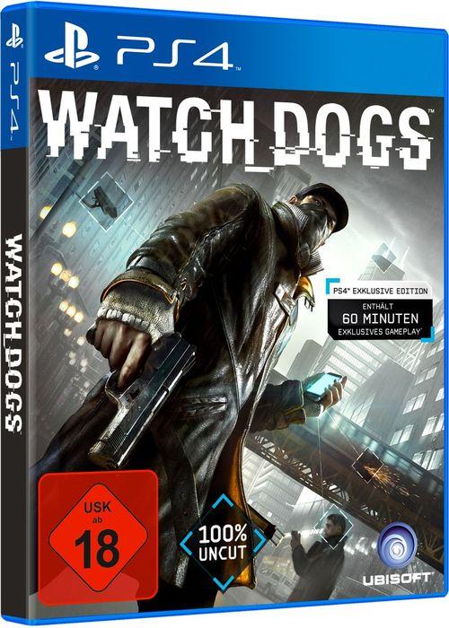 Watch Dogs (PS4) um 8,68 € - 62% sparen