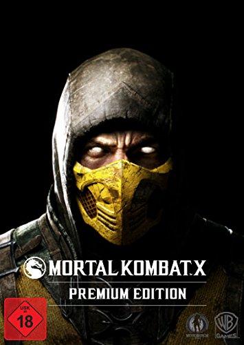 cdkeys.com: Mortal Kombat X Premium Edition (Steam) für 5,69€