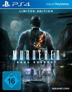 Murdered: Soul Suspect (Limited Edition) [PS4]