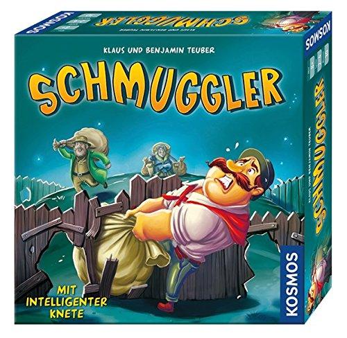 KOSMOS Spiele 692544 - Schmuggler, Brettspiel