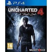 [Amazon.de][PRIME] Uncharted 4 (PS4) für 15,93€