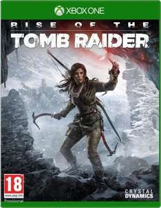 Gameware: Rise of the Tomb Raider (Xbox One) für 22,98€