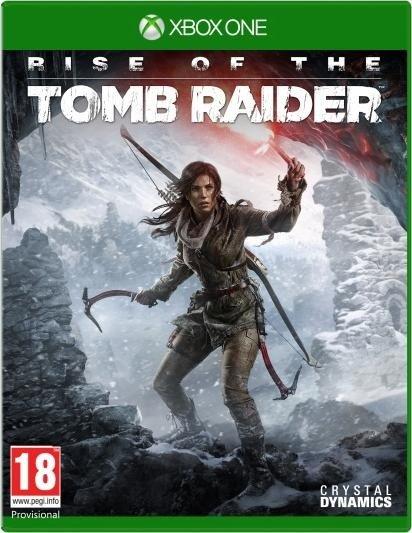 Gameware: Rise of the Tomb Raider (Xbox One) für 22,98€