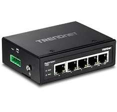 Trendnet TI-G50 5-Port Gigabit Switch