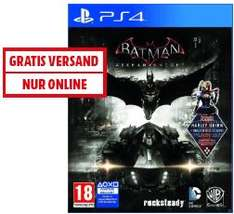 [Mediamarkt.at]PS4 - Batman: Arkham Knight Day-1-Edition/SE für €17,- versandkostenfrei!
