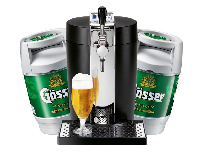 Krups Beertender B 95 VB 5100 um € 150,- günstiger