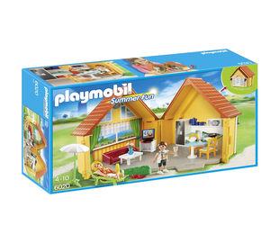 PLAYMOBIL 6020 Aufklapp-Ferienhaus -15%