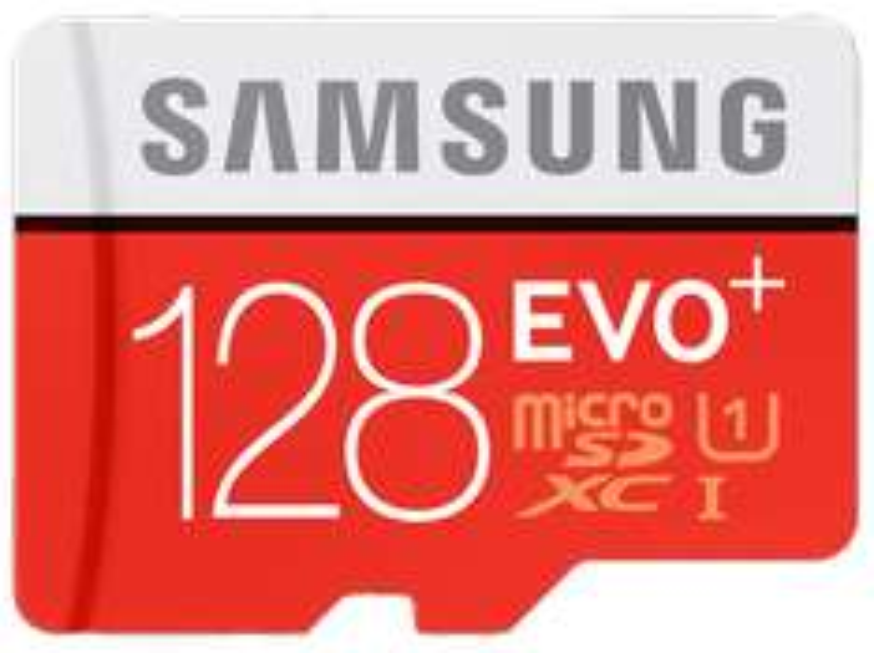 ausverkauft :( [Saturn] Samsung Evo+ 128GB MicroSD um 22€