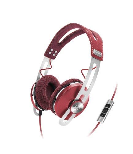 [Amazon.es] Sennheiser Momentum On-Ear-Kopfhörer (rot) für 84,05€