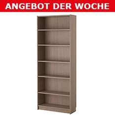 "IKEA ""Billy"" Regal um 39,99 € - statt 69,99 € - 43% sparen"