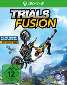 Amazon: Trials Fusion Deluxe Edition (Xbox One) für 8,18€