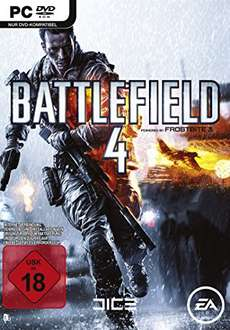 Amazon Prime: Battlefield 4 (PC) um 5 € - 50% sparen