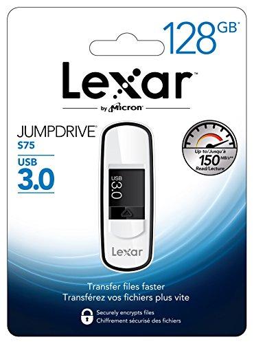 "Lexar ""S75"" USB 3.0 Stick (128 GB) um 21,90 € - 48% sparen"