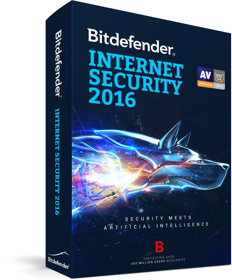 Bitdefender Internet Security 2016 oder Total Security 2016 halbes Jahr kostenlos