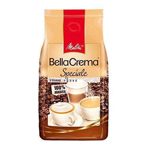 Mehrere Melitta BellaCrema Bohnen Sorten (1 kg) um 8,06€