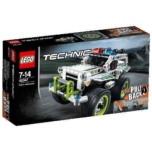 [Amazon.de][Prime] Lego Technic - Polizei-Interceptor für 12,99€