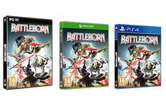Müller: Battleborn (PS4, XBox One, PC) um 5 € - Knallerbestpreis!