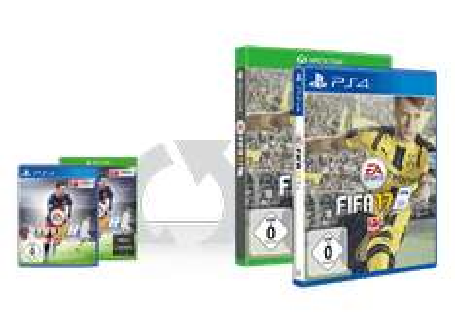 [gamestop] FIFA 17 für 39,99€ und FIFA 16 vorbestellen