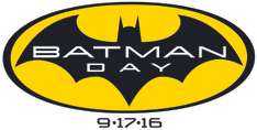 [Info] Batman Day am 17. September 2016 - u.A. gratis Batman Comic Heft