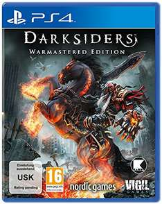 [Amazon.de][Prime] Darksiders - Warmastered Edition (PS4) für 9,99€ vorbestellen - 56% sparen