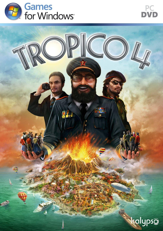 Humble Store: Tropico 4 (Steam) komplett kostenlos!