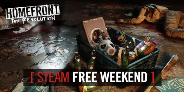 [Steam] Homefront - Free Weekend: bis Sonntag gratis spielen