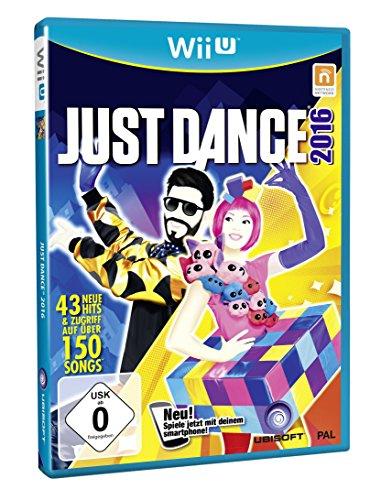 [Amazon.de] Just Dance 2016 (Wii U) für 9,97€ ( auf GameStop Eintauschliste) - 75% sparen