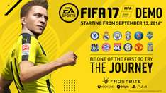 Fifa 17 Demo PC/Playstation/Xbox
