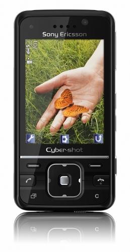 5MP Handy Sony Ericsson C903 für 170€ bei Amazon