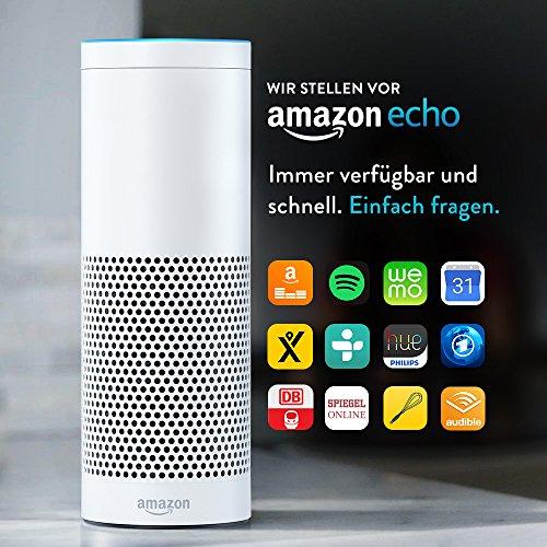 [www.AMAZON.de] - Amazon bringt  Amazon Echo ~ Alexa nach Österreich/Deutschland per Einladung