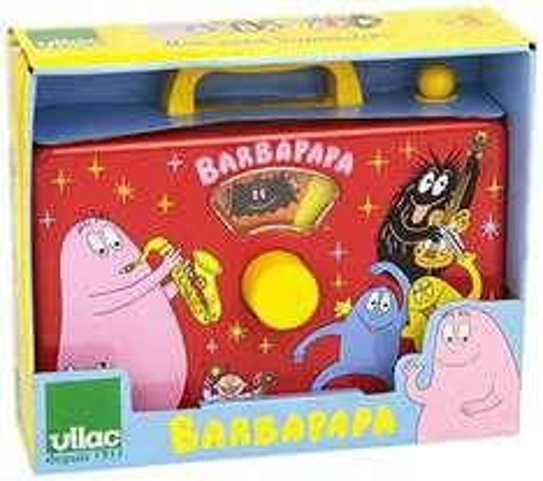 [Amazon.de][Prime] Barbapapa - Mein kleines Kofferradio ( Spieluhr) für 8,90€