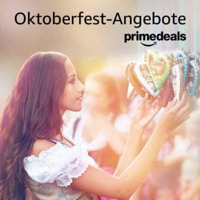PrimeDeal Donnerstag mit Oktoberfest-Angeboten