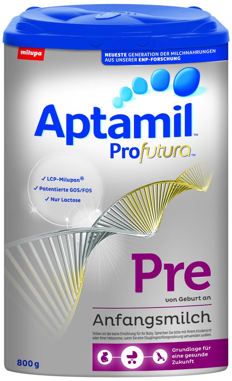[Amazon.de] -68% Aptamil Profutura Pre Anfangsmilch von Geburt an, 4er Pack (4 x 800 g)