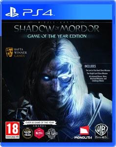 [Zavvi.com] PS4 Spiele reduziert - zB Mittelerde: Mordors Schatten - GoTY/ Deadpool für 19,35€