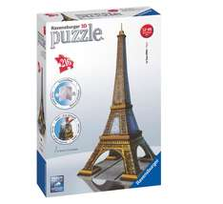 Ravensburger -  3D Puzzle-Bauwerke (versch. Modelle)