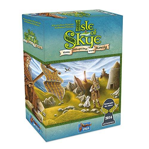 [Amazon] Lookout Games - Isle of Skye für 20,39€ (Prime) oder 23,99€ (nicht-Prime)