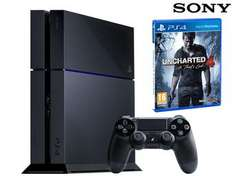 [iBood] Heute: PS4 - 500 GB + Uncharted 4