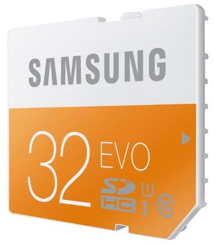 Amazon Prime: Samsung SDHC (32 GB, UHS-I/Class 10) um 6,99 € - 56% sparen