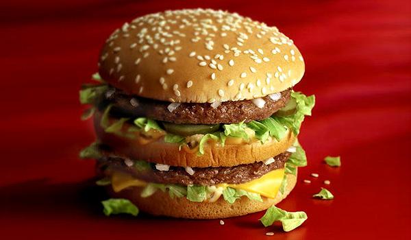 McDonald's: 2x Big Mac's zum Preis von einem (~ 3,50€)