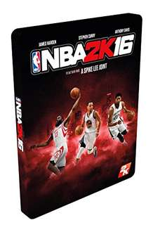 [Amazon.de][Prime] NBA2K16 ( Steelbook Edition) für 11,30€