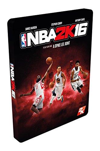 [Amazon.de][Prime] NBA2K16 ( Steelbook Edition) für 11,30€