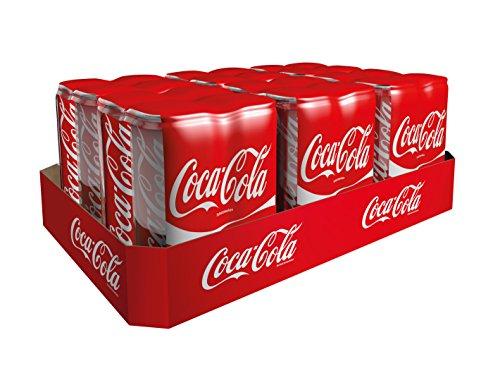 [Amazon.de][Spar-Abo] Coca-Cola (Light, Zero), Fanta u.a. 6x4x0,33L, 24er Pack für 8,22€