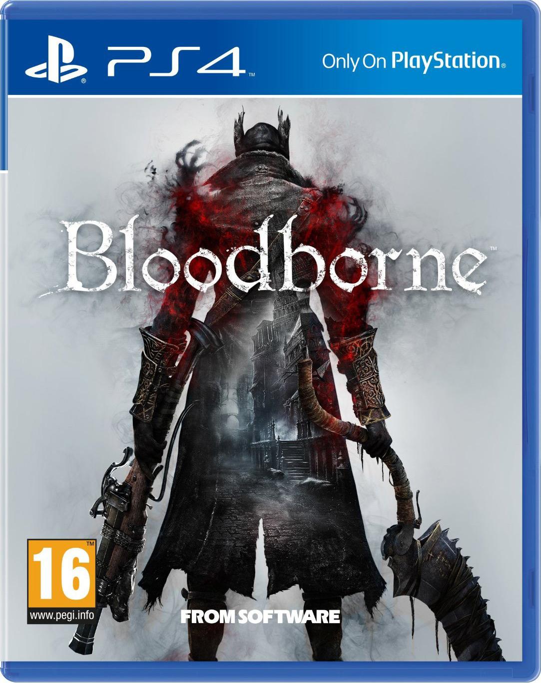 [gameware.at]Bloodborne für €24,90 - versandkostenfrei!